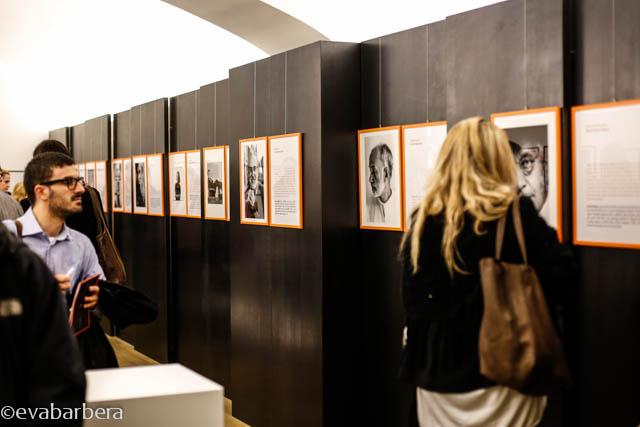Martini Light , Mostra 60 grandi architetti, 60 grandi fotografi