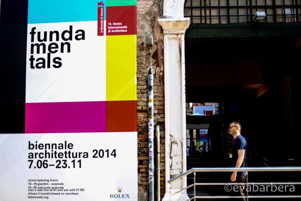 Biennale di architettura - Fundamentals