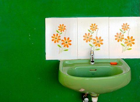 Scegliere i sanitari colorati