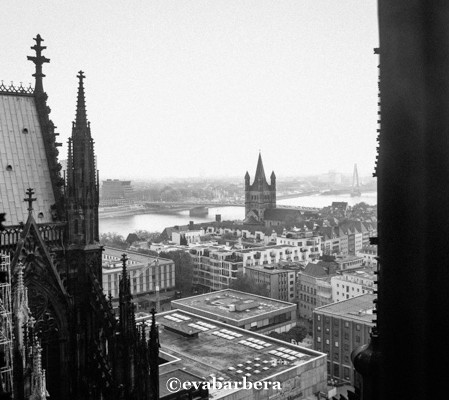 L'architettura e la città di Colonia. Reportage fotografico