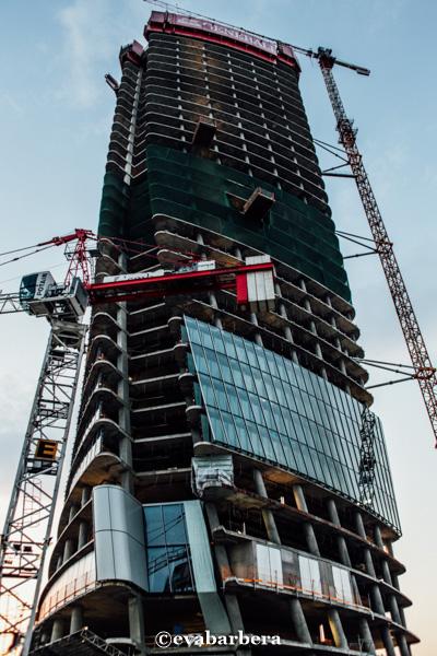 Torre Generali, progetto Zaha Hadid lavori in corso